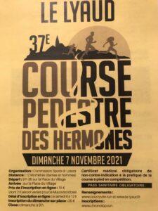 Course pedestre des Hermones @ Départ et arrivée Champ Dunant